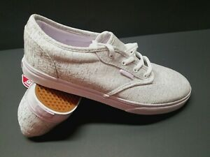 Girls Size 5 Sneakers VANS OFF THE WALL Running Shoes EUR 36.5