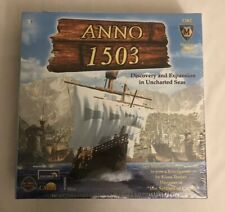 Mayfair Family Strategy Board Game Anno 1503 box new by Klaus Tueber