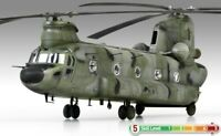 Academy 1/72 ROK Army CH-47D Chinook Helicopter Plastic Military Scale Model Kit