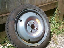 VOLVO EMERGENCY USE SPARE WHEEL and TYRE 3 1/2 J14et45**PRICE REDUCED**