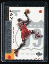 1998-99 Upper Deck Highway 99 #290 Michael Jordan (Chicago Bulls)
