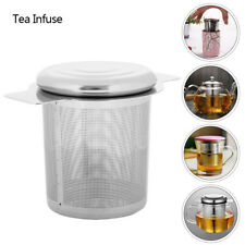 Tea Infuser Stainless Steel Fine Mesh Filter Reusable Strainer Single-Wire Mesh