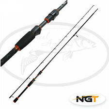 NGT Drop Shot Fishing Combo 7ft Carbon Rod Reel and Rigs