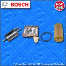 Kit De Servicio Para VW Golf MK5 (1K) 2.0 T Filtro De Combustible Aceite FSI GTI Tapones (2004-2009)