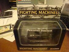 "CORGI WWII US ARMY M4 SHERMAN TANK ""OPERATION OVERLORD ""  #CS90075"