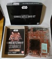 Used BANN18501 Battle Droid GeoNosis 2 body Set 1/12 Bandai PS ABS PP Star Wars