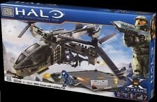 ** HALO Mega Bloks UNSC FALCON Set 96940 NEW in SEALED BOX Construx