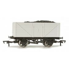 Dapol A006 'Un Painted' 8 Plank Open Mineral Wagon With Load Grey New Boxed  T48