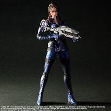Mass Effect 3 Ashley Williams Play Arts Kai action Figure Square Enix