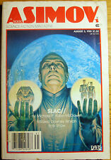 Isaac Asimov's Science Fiction August, 1981