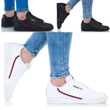 Adidas Continental 80 Women's Trainers Casual Shoes originals genuine