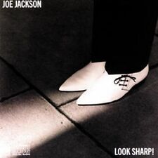 Joe Jackson - Look Sharp (NEW CD)