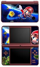 SKIN DECAL STICKER DECO FOR NINTENDO DSI XL REF 1 MARIO