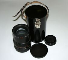 MC Pentacon 2.8/135 German Lens M42 screw mount EXCELLENT