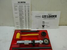 vintage lee loader for 303 British cal, + ins and charge table reloading