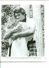 Richard Gere Valerie Kaprisky Breathless Original Movie Still Press Photo