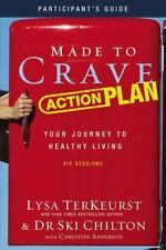 Made to Crave Action Plan Participant's Guide with DVD - Free shipping
