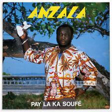AUBERGE ANZALA Pay la ka soufe guadeloupe ethnic percussions GP 4004 LP EX+