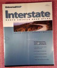 North America Road Interstate Atlas (Universal Map) - 2004