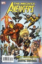 Mighty Avengers, Most Wanted Files #1