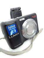 Panasonic LUMIX DMC-LS6 14MP Megapixels Digital Camera - Black LEICA 14.1MP OIS