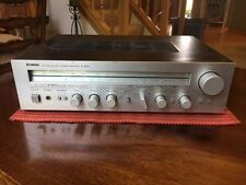 Yamaha R-500 Analog Stereo Am/Fm Receiver (Power Cord is cut) (Untested)