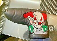 Rare Odyssey Custom Clown Blade Putter Cover