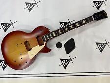 2020 Gibson Les Paul Studio Tribute Electric Guitar Husk SunBurst Repaired