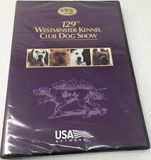 129th Westminster Kennel Club Dog Show 2005 DVD Brand New!