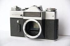 Zenit E body USSR SLR 35mm film camera BelOMO M42 mount fully WORKING