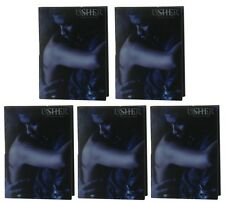 Usher by Usher for Women Combo Pack: EDP Perfume Vial 0.05 oz. x 5 NEW