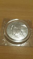 2014 LUNAR HORSE MULE ERROR £2 TWO POUND SILVER 1oz COIN