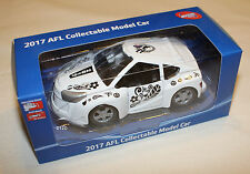 Collingwood Magpies 2017 AFL Official Supporter Collectable Model Car New