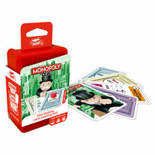 Shuffle Monopoly Deal Card Game Childrens Family Fun Playing Cards Fast Dealing