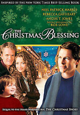 The Christmas Blessing Dvd, Rebecca Gayheart and Angus T. Jones, Neal Patrick Ha