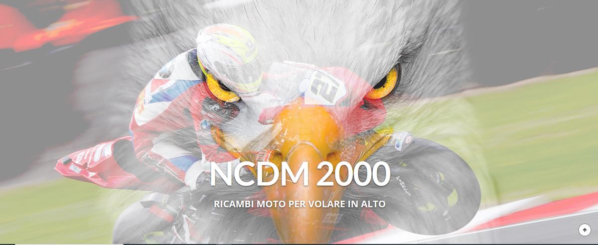 NCDM2000SAS RICAMBI MOTO