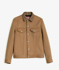 "Junya Watanabe × Levis ""Cashmere Jacket"" in Camel, sizes S & XL - BNWT, RRP £655"