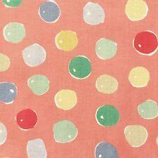 De colección años 80 fabric laura ashley Hazlo tú mismo Pared Arte Cojines Pastel Geométrico Irregular Retro