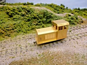 009 Kit 78 ETCHED BRASS DIESEL LOCOMOTIVE BODYSHELL KIT For the Kato 11-103or109