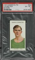 1915 Ogden's Boxing Young Fox #26 PSA 6 EXMT