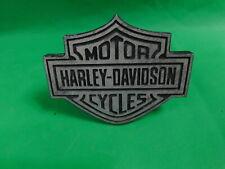 Harley Davidson  Motorcycle Rear Cast display Bolt On Vintage