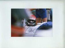 Eddie Cheever usf&g Arrows a11 f1 Season 1989 signed photo Graph 4