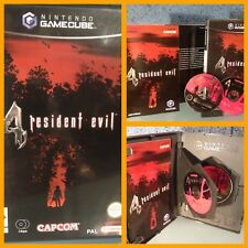 Résident evil 4.Nintendo Game cube.Capcom.Pal.