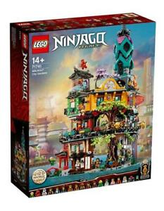 71741 LEGO® NINJAGO® City Gardens - NEW - SYDNEY Dispatch