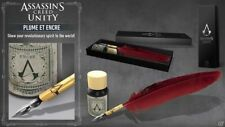 Collector Goodies Plume et Encre Assassins Creed Unity Ship Worldwide feather