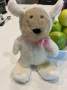 NWOT - STARBUCKS 10th EDITION Bearista Bear Collection - Stuffed Lamb