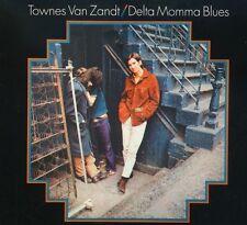 Townes Van Zandt - Delta Momma Blues [New CD] Digipack Packaging