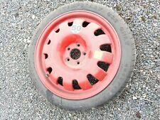 Lotus Carlton/Omega genuine space saver spare wheel, original tyre never used!!!