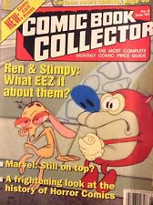 Comic Book Collector Magazine Ren & Stimpy June 1993 100417NONRH