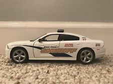 Knox County Tennessee K-9 custom sheriff's diecast charger Motormax 1:24 scale